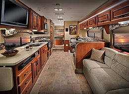 High Quality RVs Small Image Denali Camper1 Aerolite AeroliteInside Camper3inside Inside